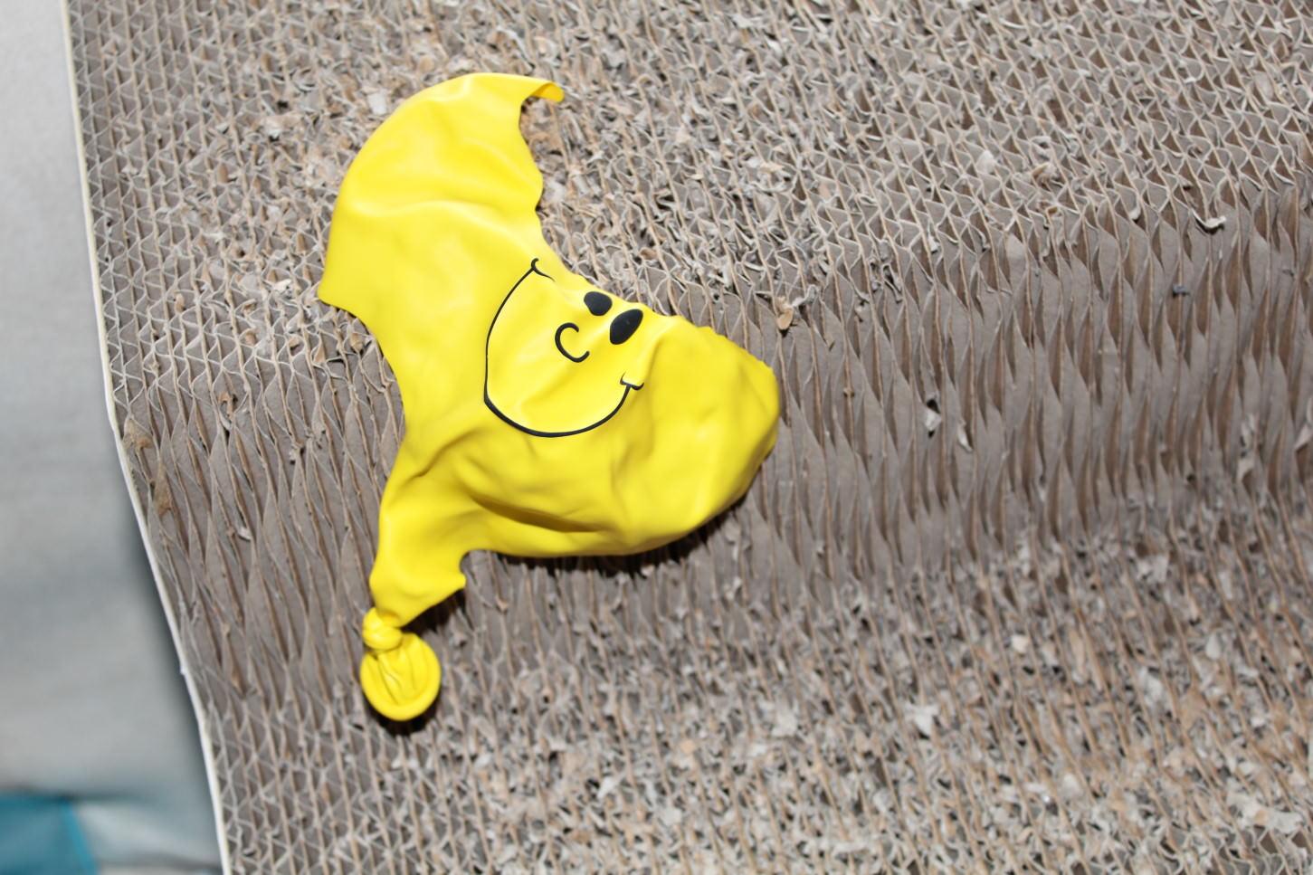 Linus: Der Ballon hat einfach *bumm* gemacht [Teil 2]