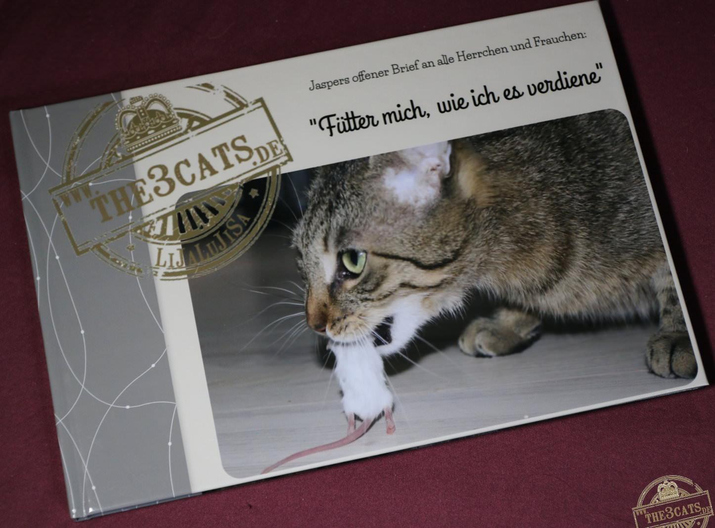 Jasper: Mein Brief als Buch [Fotobuch von Saal Digital]
