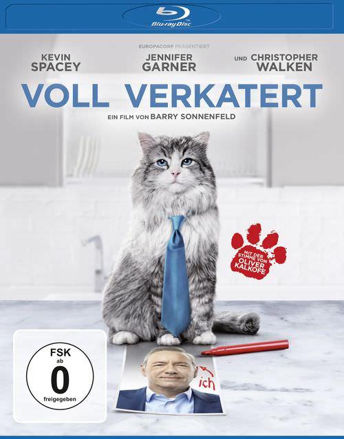 """Saanti: Mr. Kuschelpuschel [Filmrezension zu """"Voll Verkatert"""" auf DVD, Blu-Ray und VoD]"""